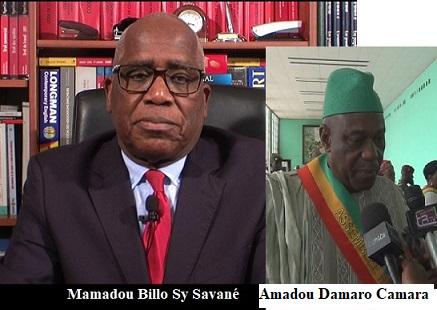 GUINEE / Les turpitudes politico-financières de monsieur Amadou Damaro CAMARA sur le dos de son assemblée « nationale », et contre le « gouverner autrement » de Monsieur Alpha CONDÉ.