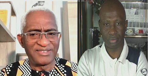 (VIDEO) Dr Abould Baldé / Alpha Condé transforme la Guinée en colonie de peuplement pour les chinois et il continue de transférer nos richesses au Burkina Faso, son pays d'origine.
