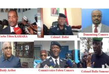 GUINEE-GAMBIE / Les poursuites contre l'ancien dictateur gambien Yaya JAMMEH, son épouse et ses bras armés serviront-elles de leçon pour le dictateur guinéen et ses bras armés ? Les extraits d'articles du journal «Le Monde» sur la Gambie reproduits ci-dessous ne laissent pas indifférent.