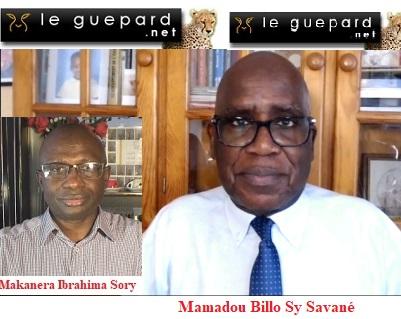 GUINEE / (VIDEO)  Ne laissons pas Alpha Condé piller la Guinée au profit de son pays d'origine le Burkina Faso ( Par Mamadou Billo Sy Savané)