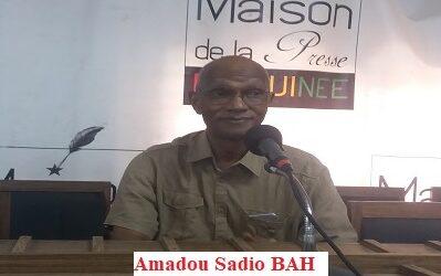 LeCIC (Comité d'Initiatives Citoyennes Guinée) Au CNRD (Conseil National de Rassemblement pour le Développent Guinée)