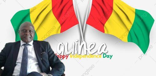 Fête de l'indépendance de la Guinée au Mali / message de CISSE CAMPEL «président de l'union internationale pour le développement de la basse guinée» aux Guinéens du Mali qui y ont organisé la fête de l'indépendance et à tout le peuple de Guinée.